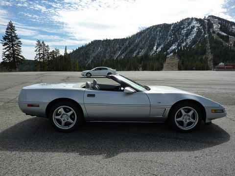 highway one 1996 chevrolet collector s edition convertible corvette. Black Bedroom Furniture Sets. Home Design Ideas